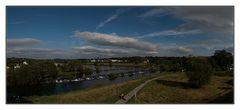 Blick von der Ruhrbrücke