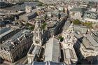 Blick von der St. Pauls Cathedral