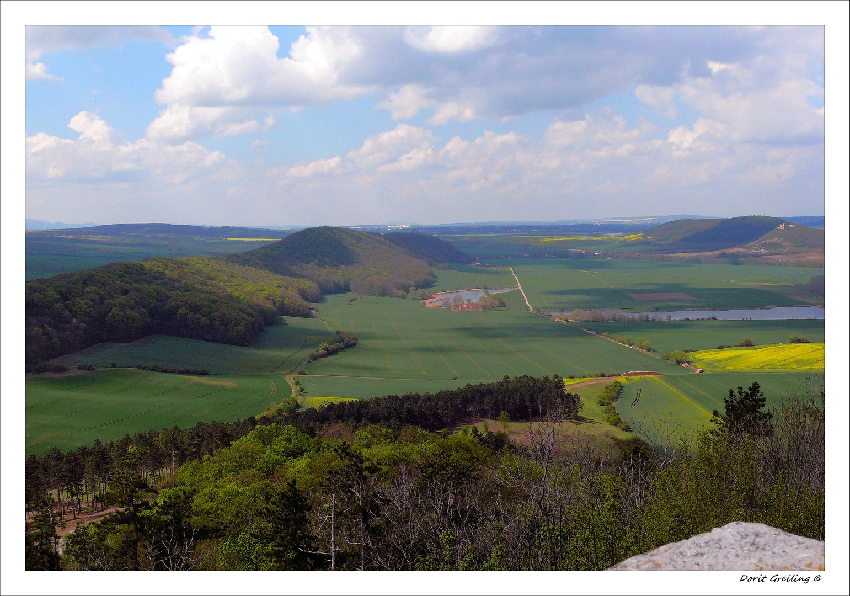 Blick von der Wachsenburg