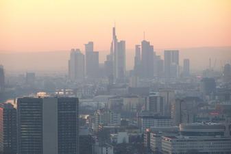 Blick von Offenbach