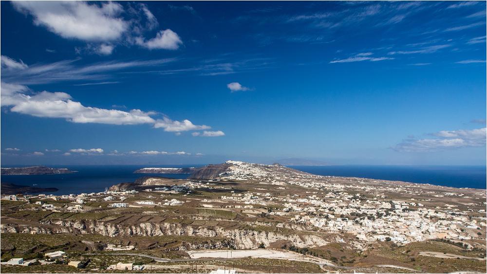Blick von Pyrgos
