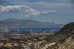 Blick von Santa Barbara