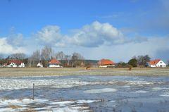 Blick zum Asta Nielsen-Haus
