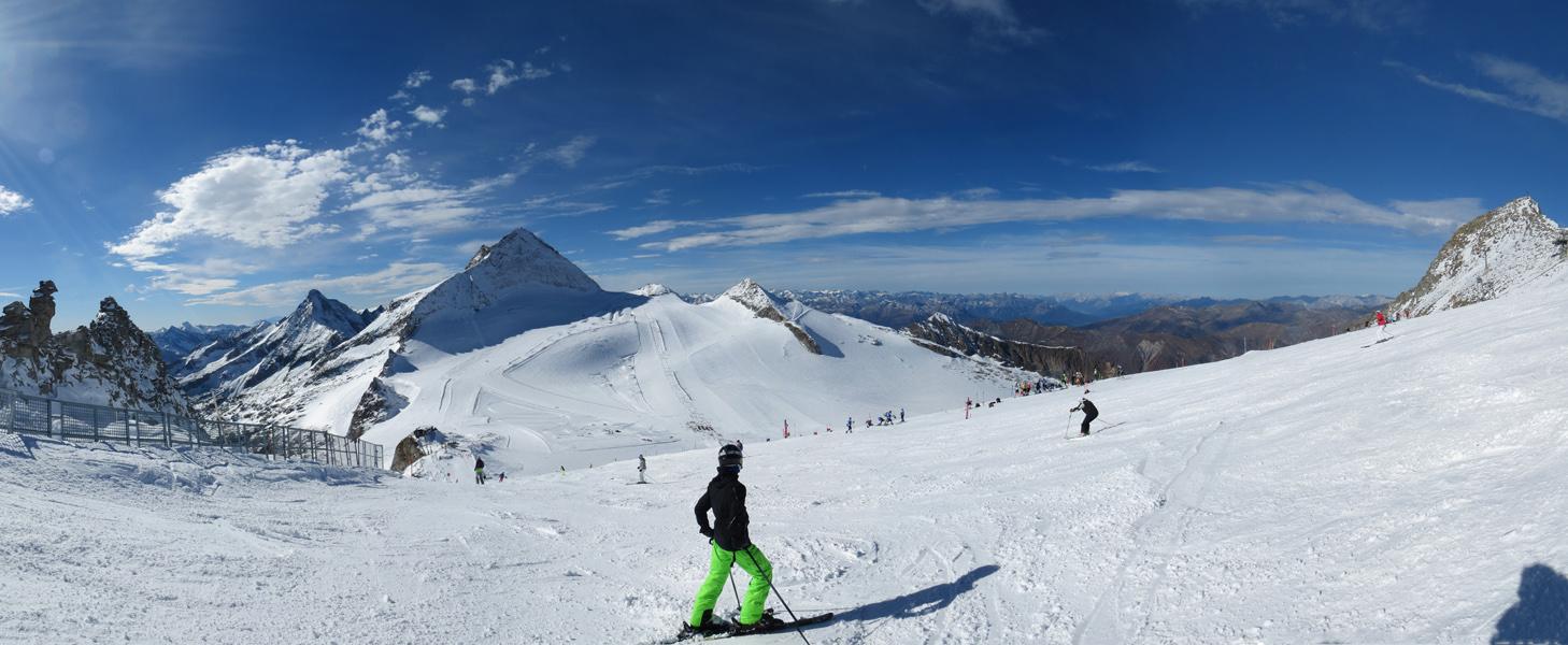 Blick zum Olperer, 3476 m