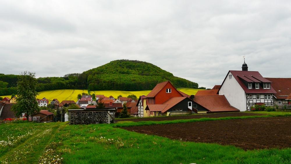 Blick zum Rusteberg