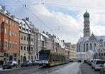 Blick zum Ulrichplatz (I)
