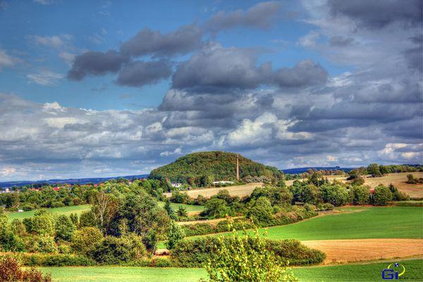Blick zur Altenburg