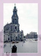 Blick zur Hofkirche