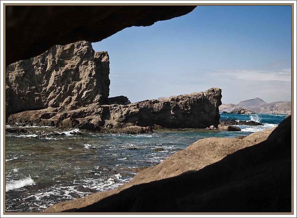 Blick zurück,,, schöne Tage in Andalusien