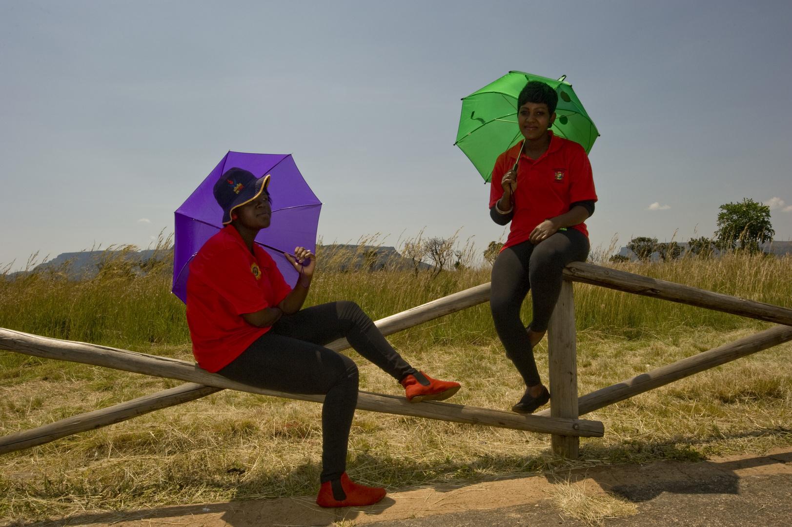 Blicke aus Afrika : Menschen Nr.3
