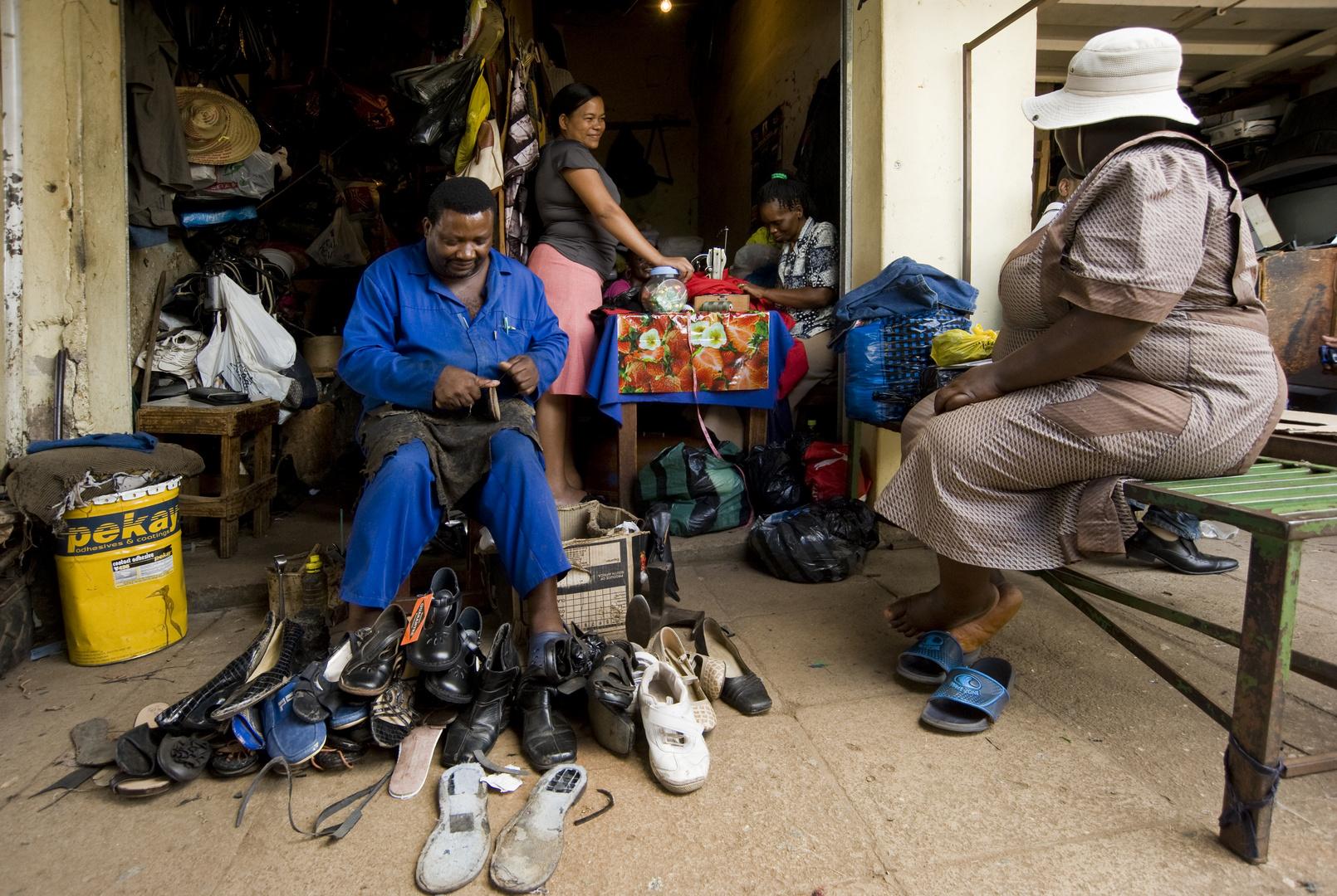 Blicke aus Afrika: Menschen Nr.4