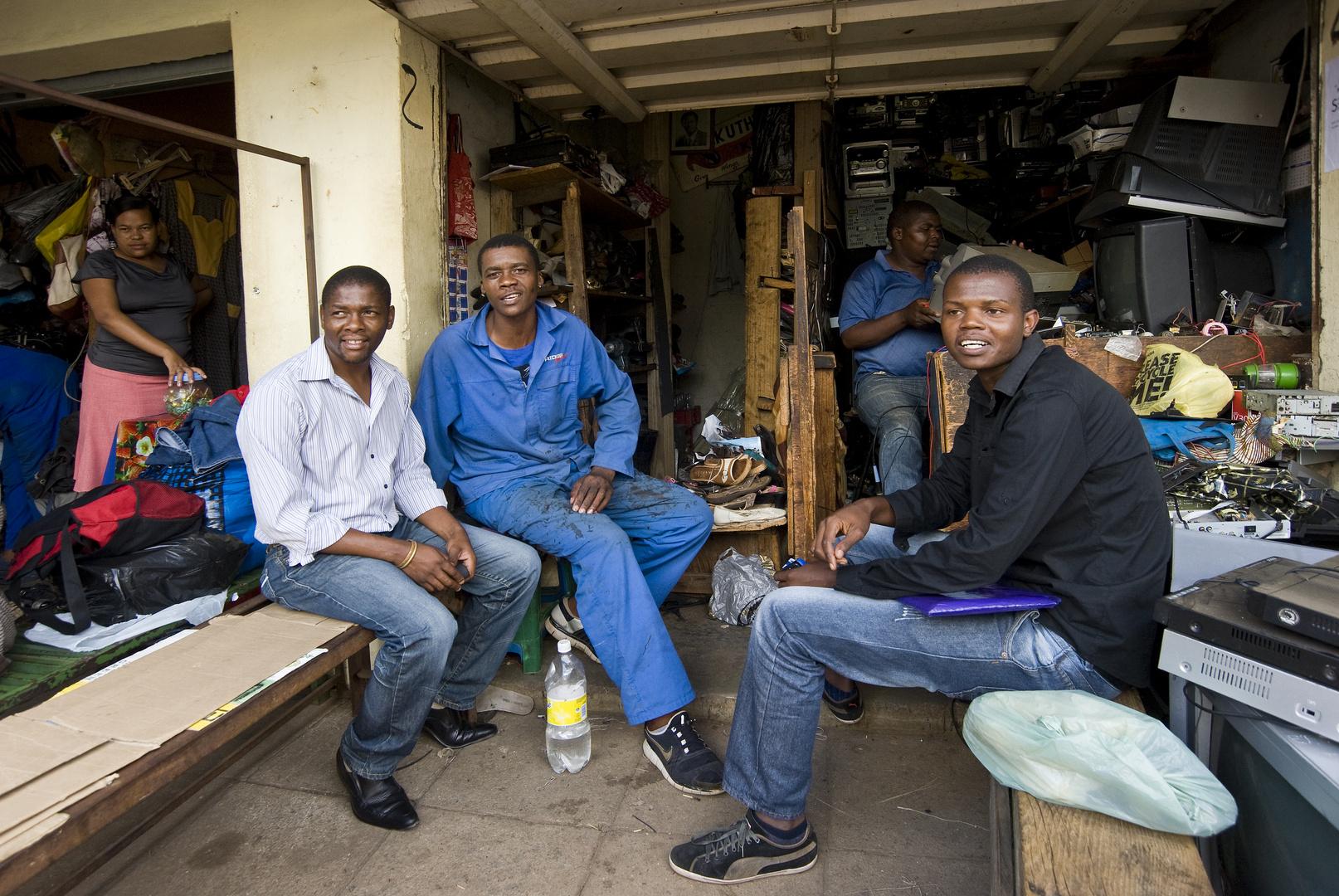 Blicke aus Afrika: Menschen Nr.5