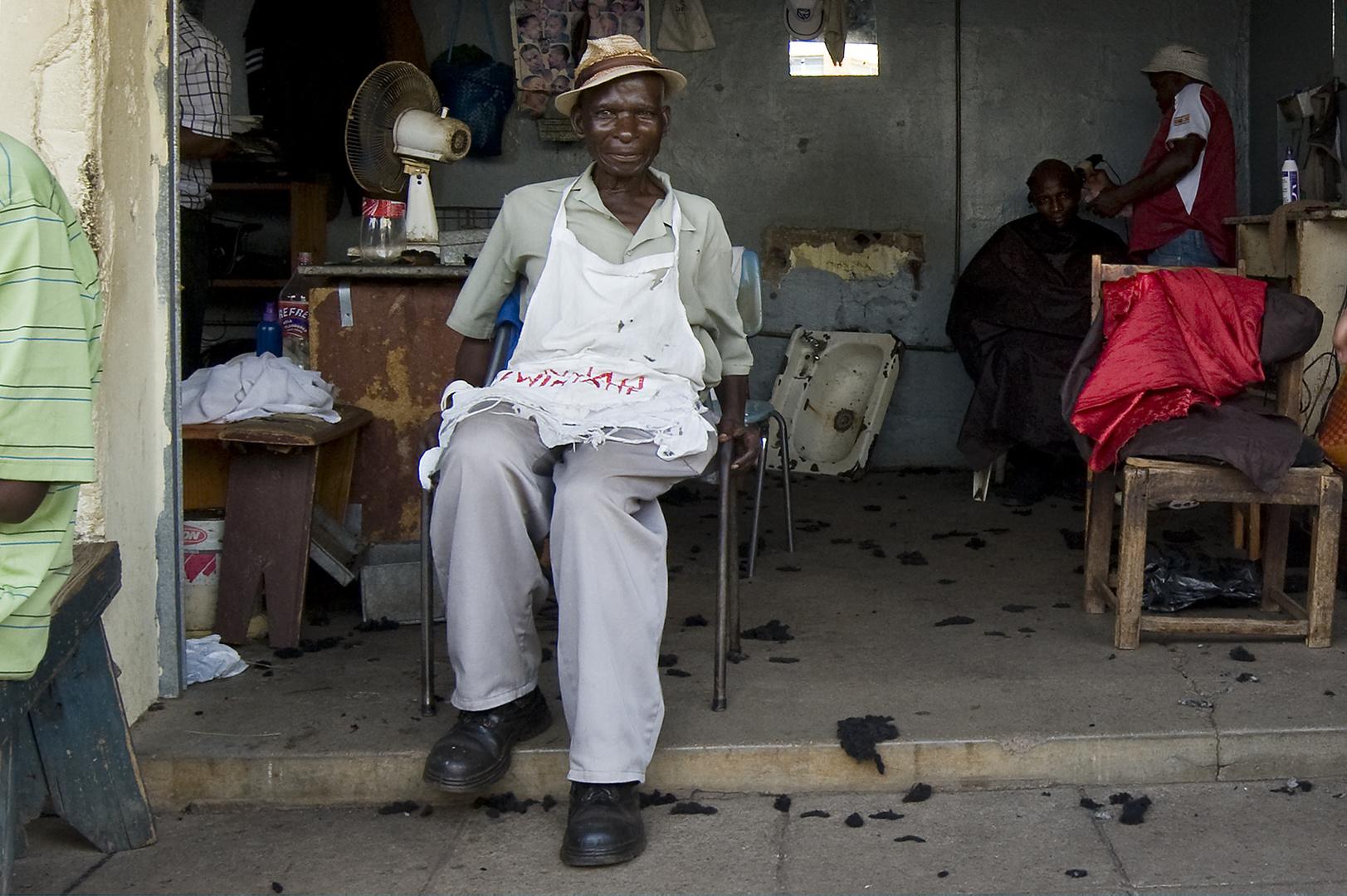 Blicke aus Afrika: Menschen Nr.6