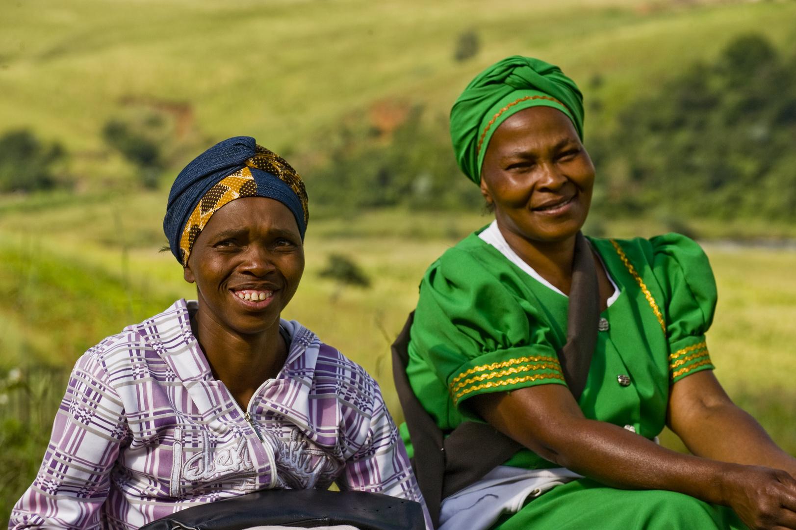 Blicke aus Afrika: Menschen Nr.7