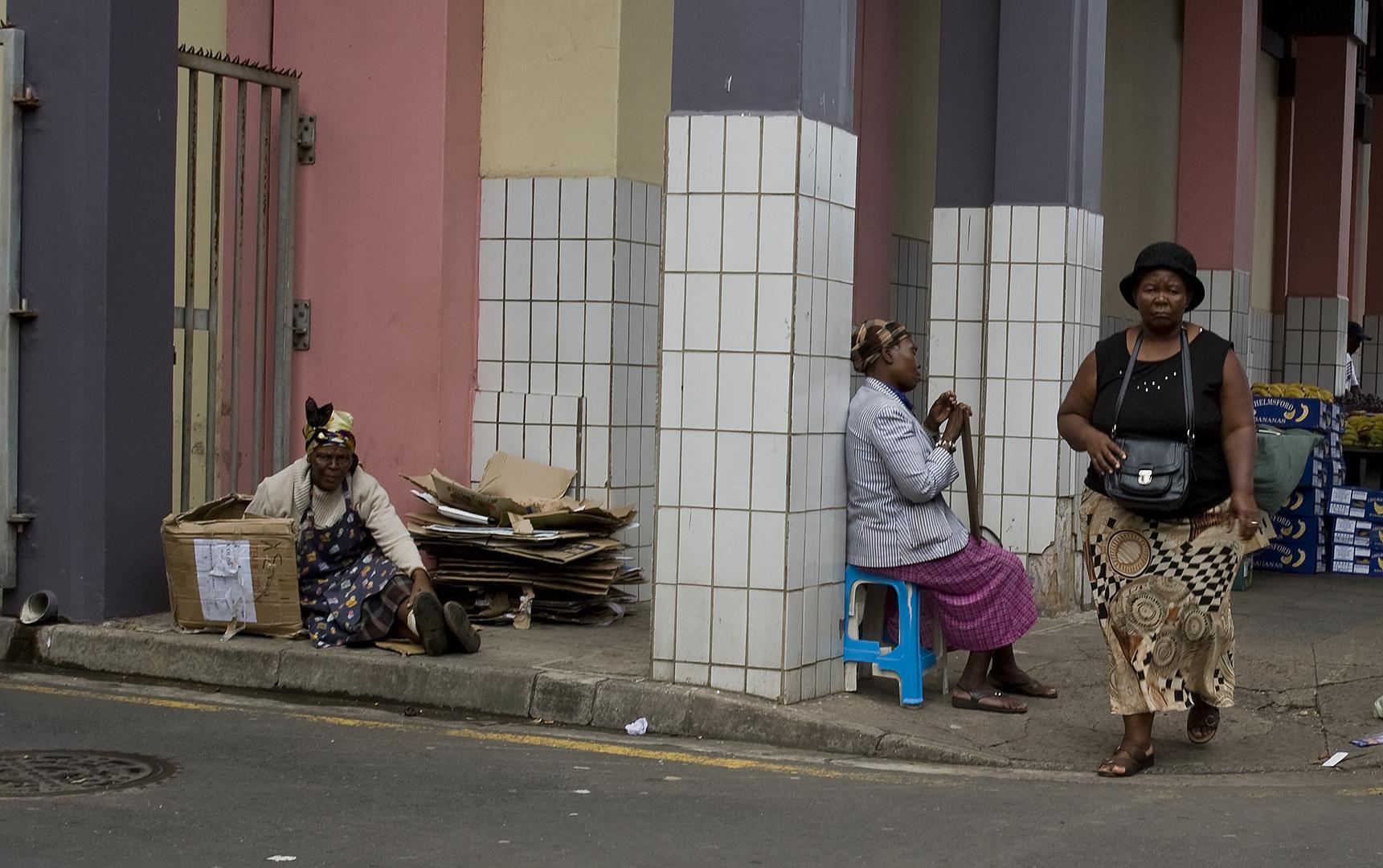 Blicke aus Afrika: Menschen Nr.8