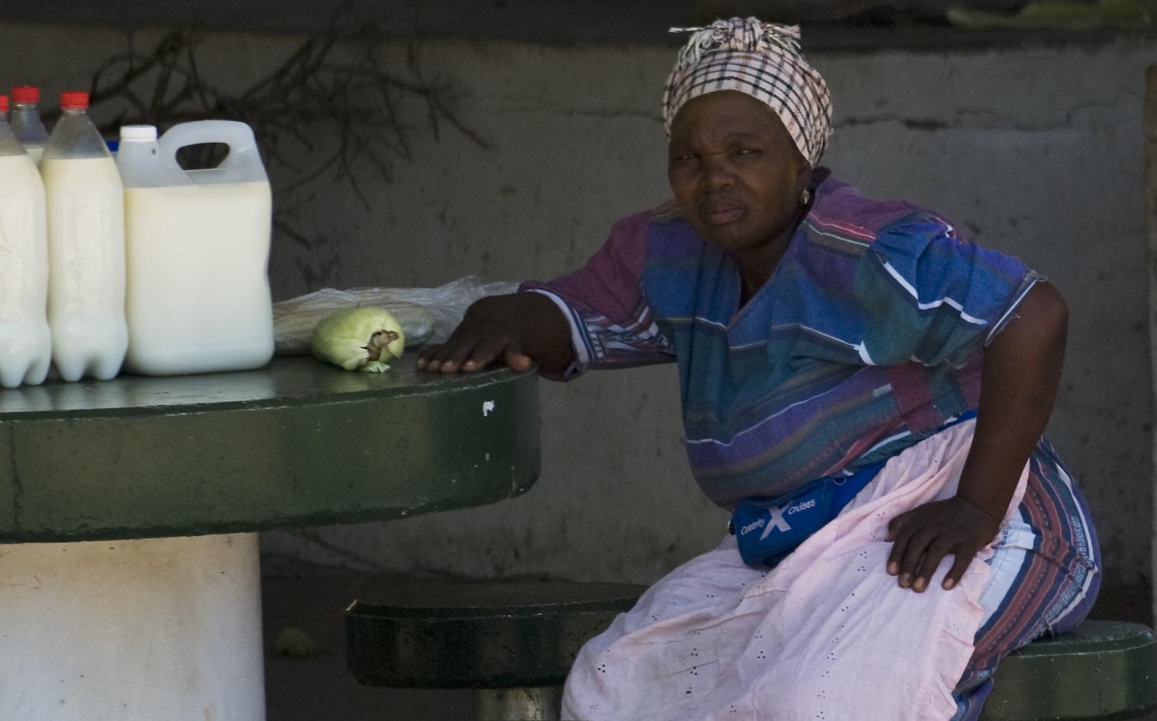 Blicke aus Afrika Nr. 13