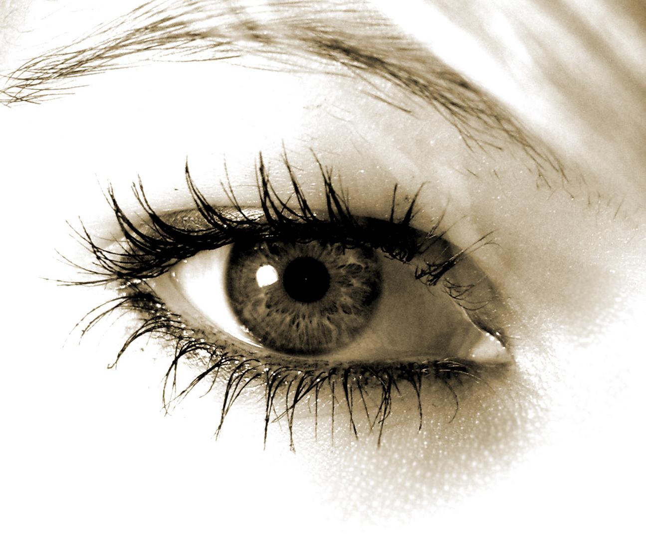 Blicke sagen mehr als Worte...