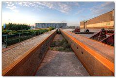 Blickrichtung HafenCity Uni