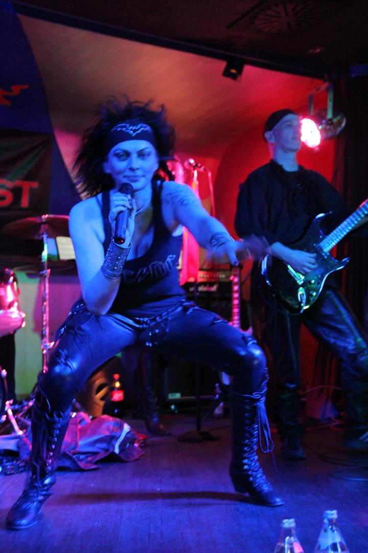Blind Trust im Legends of Rock 03.03.13