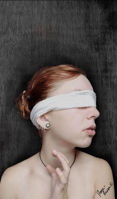 Blind vor der Furcht