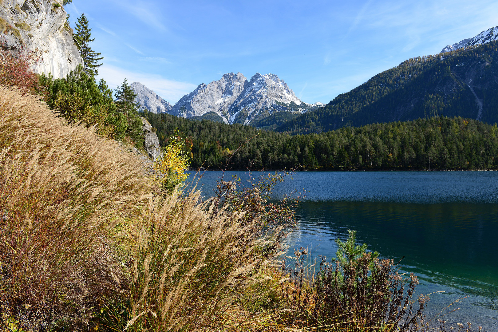 Blindsee in Tirol