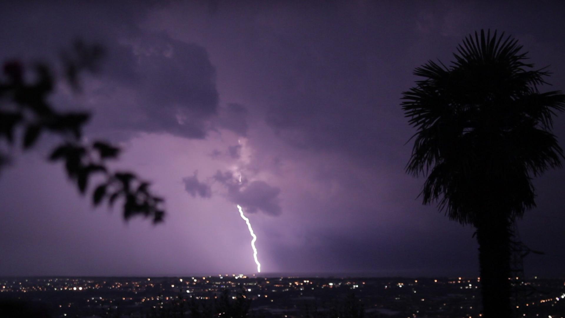 Blitz in Camaiore ( Italien ) 2