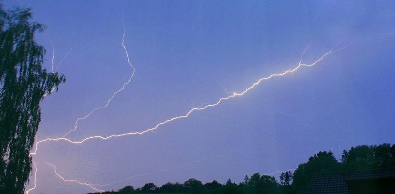 Blitz über Bad Schwalbach