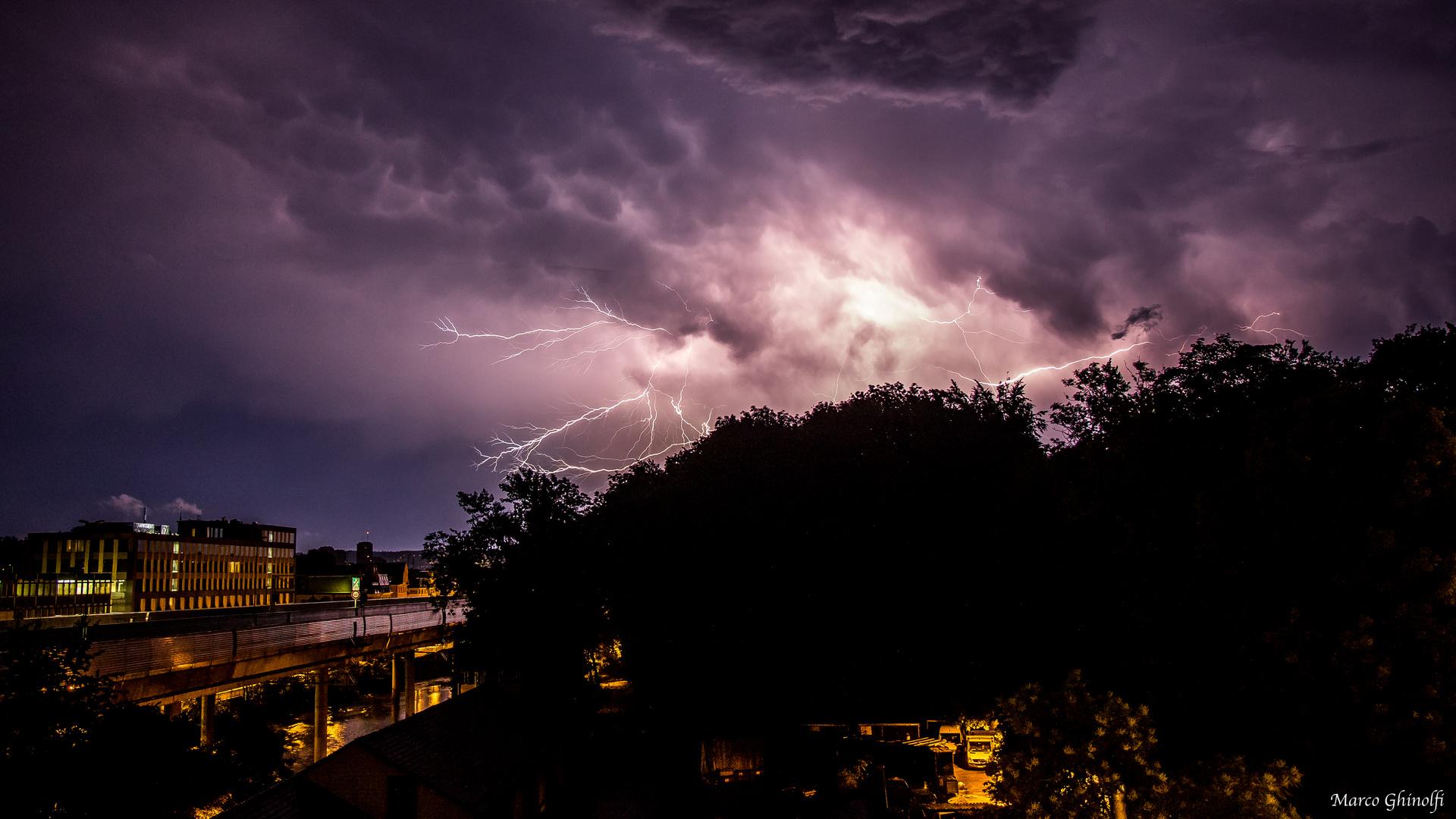 Blitz über Zürich Kreis 2