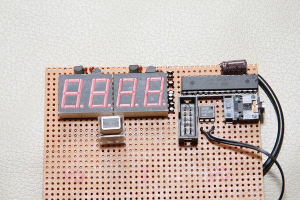 Blitzauslöser für High Speed aufnahmen (Prototyp)