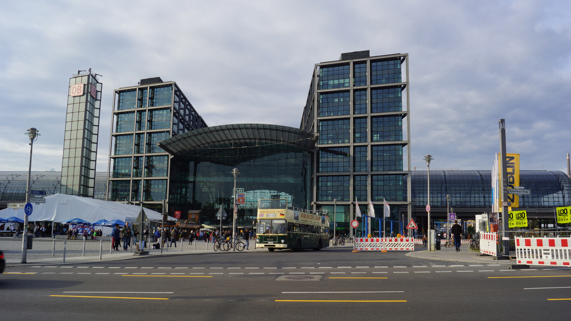 Bln. Hauptbahnhof