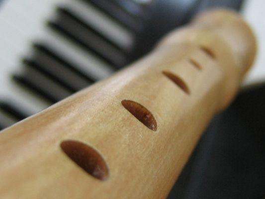 Blockflöte & Klavier