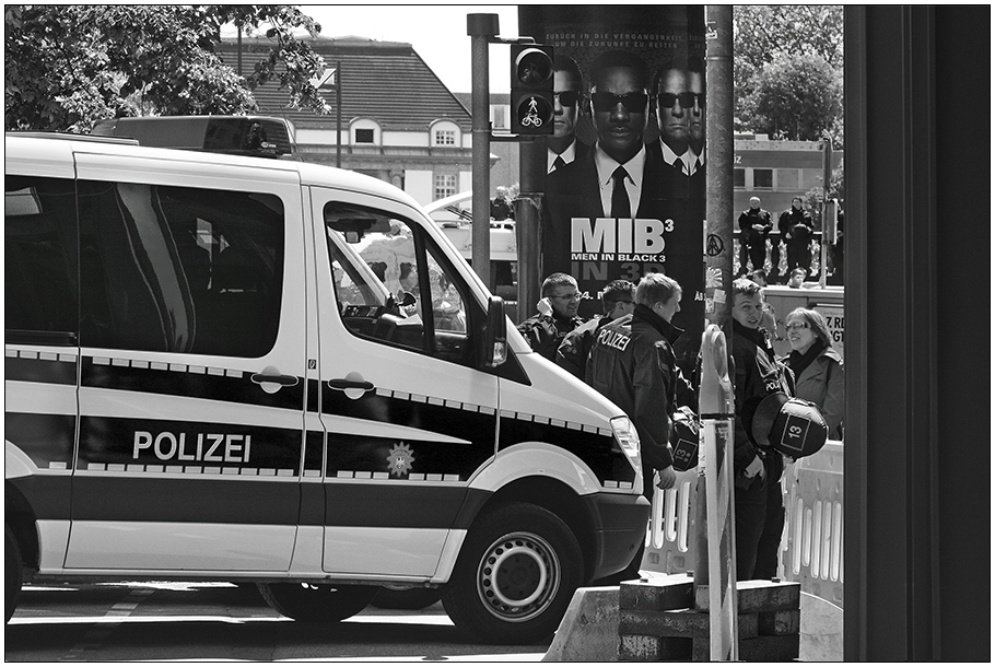 Blockupy - Frankfurt - 4