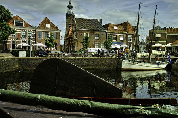 Blockzijl Friesland NL