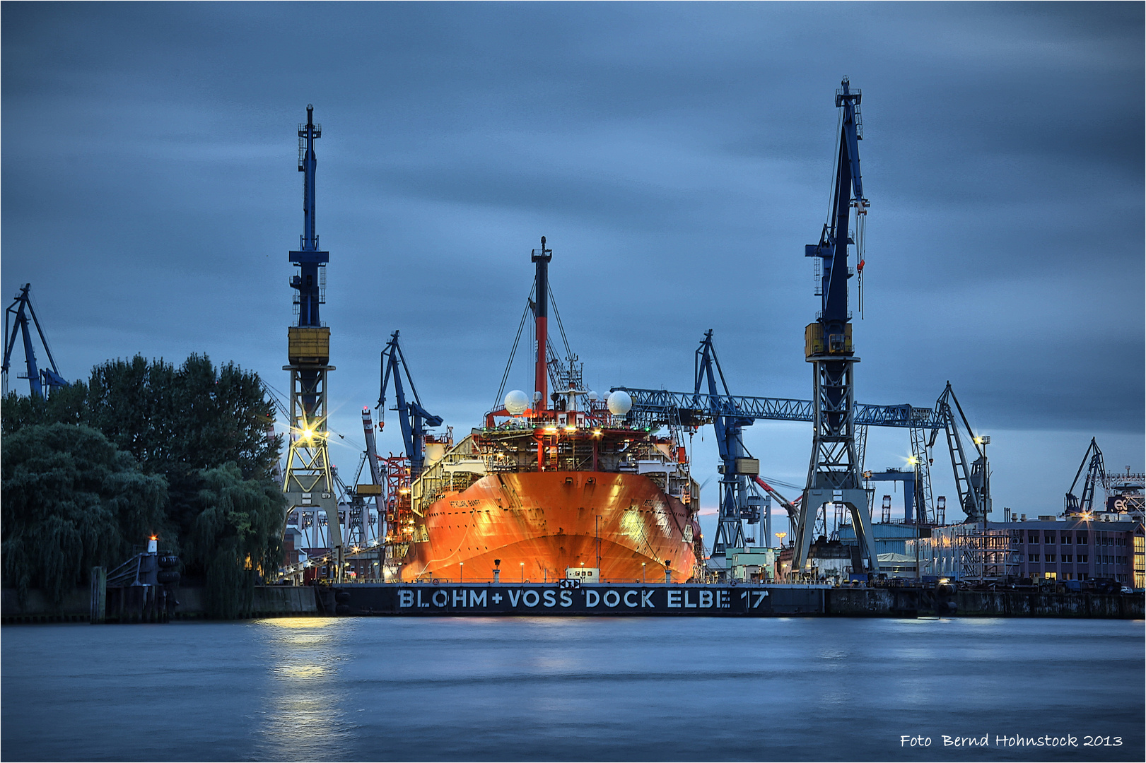 Blohm und Voss Hamburg