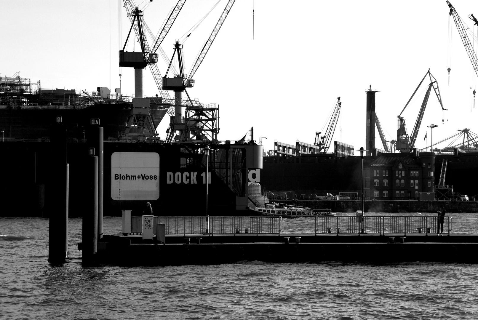 Blohm & Voss Dock 11 (Hafen HH)