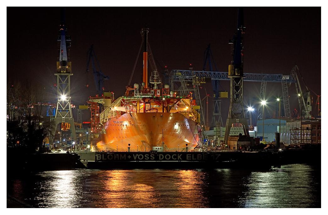 Blohm & Voss Hamburg