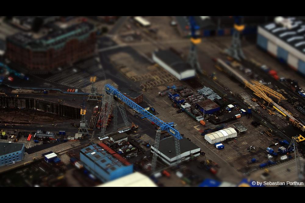 Blohm + Voss - Hamburger Hafen