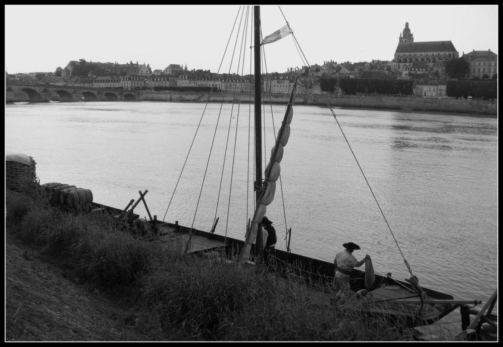 Blois et la Loire au temps jadis
