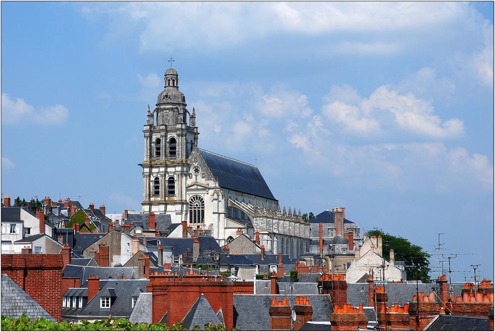 Blois - Kathedrale St-Louis