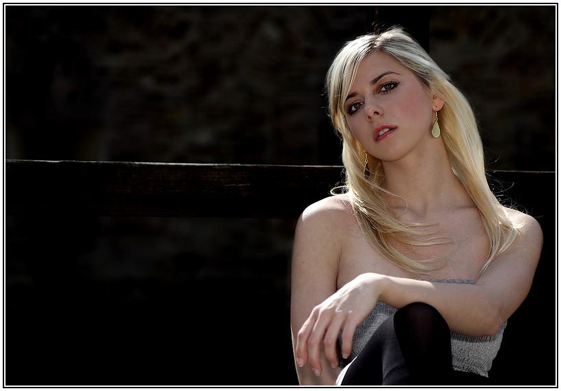 Blonde Girl...