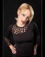 Blonde in Black!