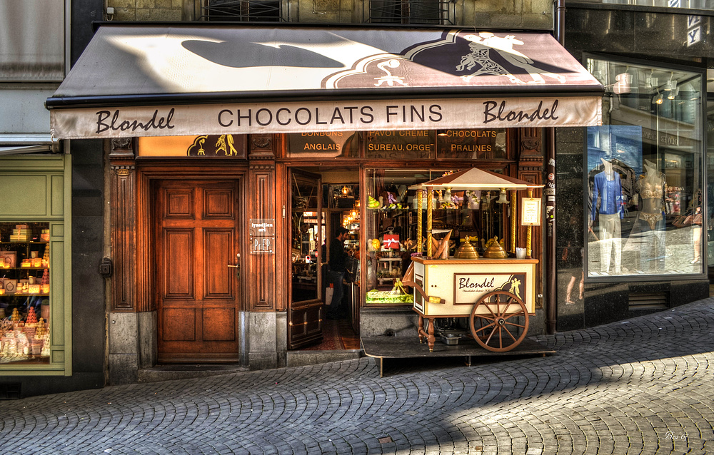 ~ Blondel Chocolats Fins ~
