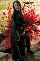 Bloody girl 03...