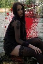 Bloody girl 07...