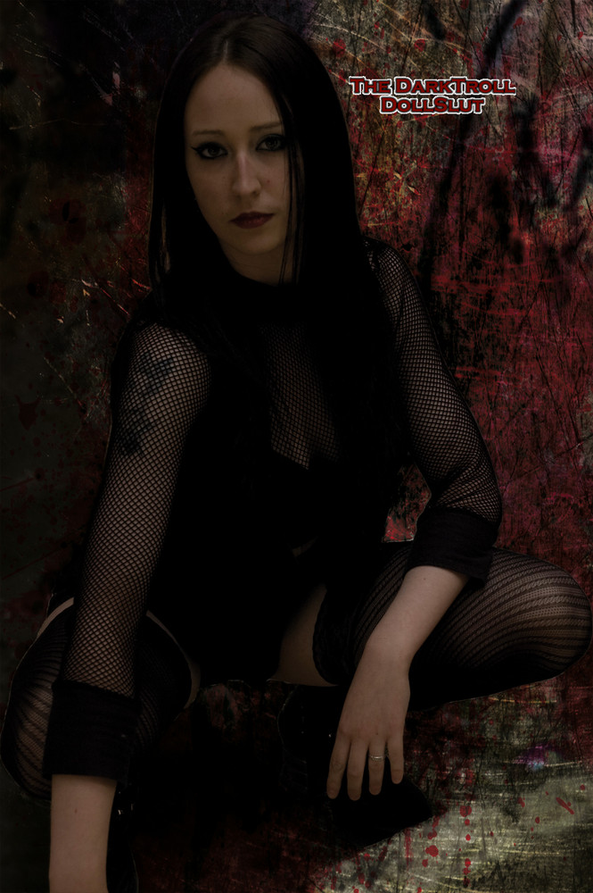 Bloody girl 13...