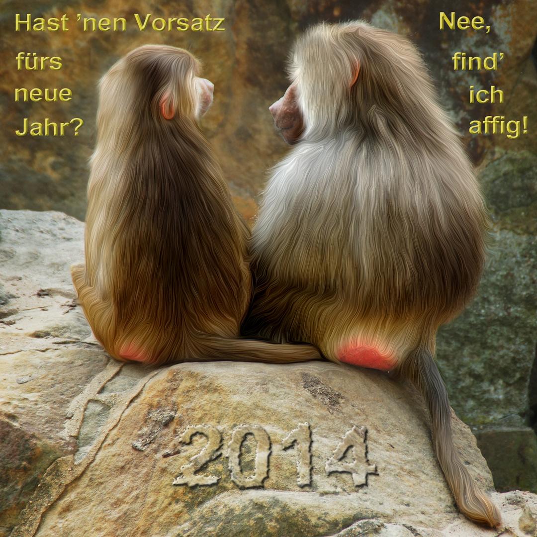 blo kein stress foto bild karten und kalender neujahrsw nsche neujahr gute w nsche. Black Bedroom Furniture Sets. Home Design Ideas