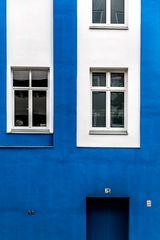 blue # '76'