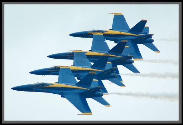 Blue Angels - Leeuwarden 2006