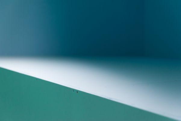 """Blue Box"" im Sprengel-Museum"