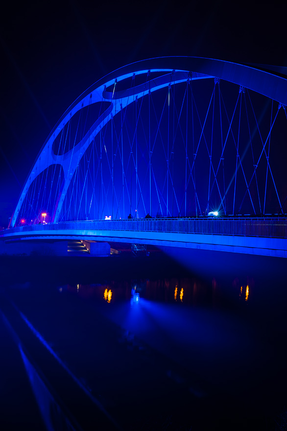 [ Blue Bridge ]